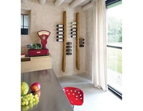 Oggettistica in legno Modellosommelier Nature design a prezzo Outlet