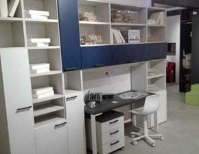 Oggettistica stile Moderno Doimo cityline Libreria doimo city a prezzo ribassato