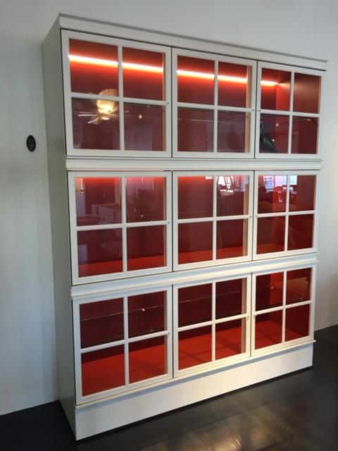 Libreria piroscafo molteni scontata del 32 complementi for Libreria molteni
