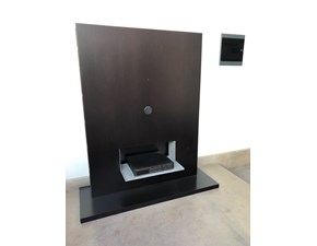 Porta tv Edy Primula in melaminico a prezzo Outlet