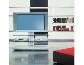 Porta tv Gallotti & Radice Porta tv modello Flat OFFERTA OUTLET