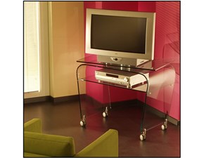 Porta Tv In Vetro Calligaris.Offerta Porta Tv Calligaris