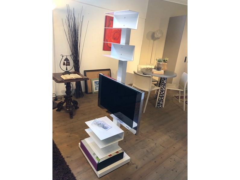 Porta tv in stile design in altro ciatti ptolomeo tv for Borgonovo arredamenti