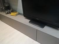Parete Attrezzata Porta Tv Moderna.Porta Tv In Stile Moderno In Legno Prezioso Parete Attrezzata 523 2
