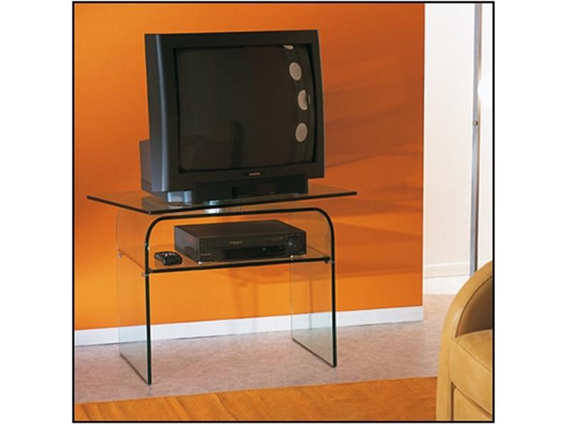 Porta Tv Flai.Porta Tv Mod Tommy In Cristallo