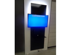 Porta tv Ponti terenghi Porta tv vetro dl500 OFFERTA OUTLET