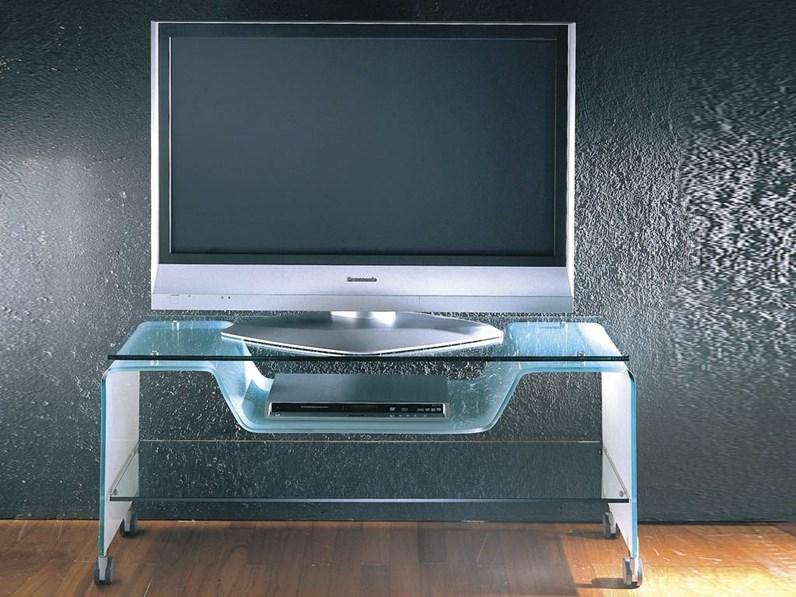 Porta Tv Flai.Porta Tv Porta Tv Mod Plasma Scontato Del 30 In Stile Moderno Artigianale A Prezzo Ribassato