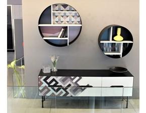 Porta tv stile Design Devina nais Icon's 102 a prezzo scontato