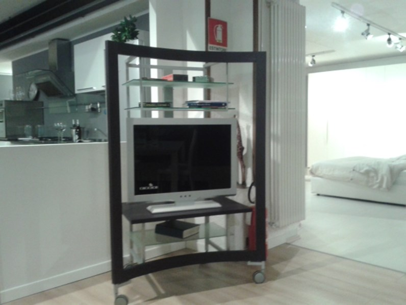 Porta tv con anta decorata rainbow arredo design online