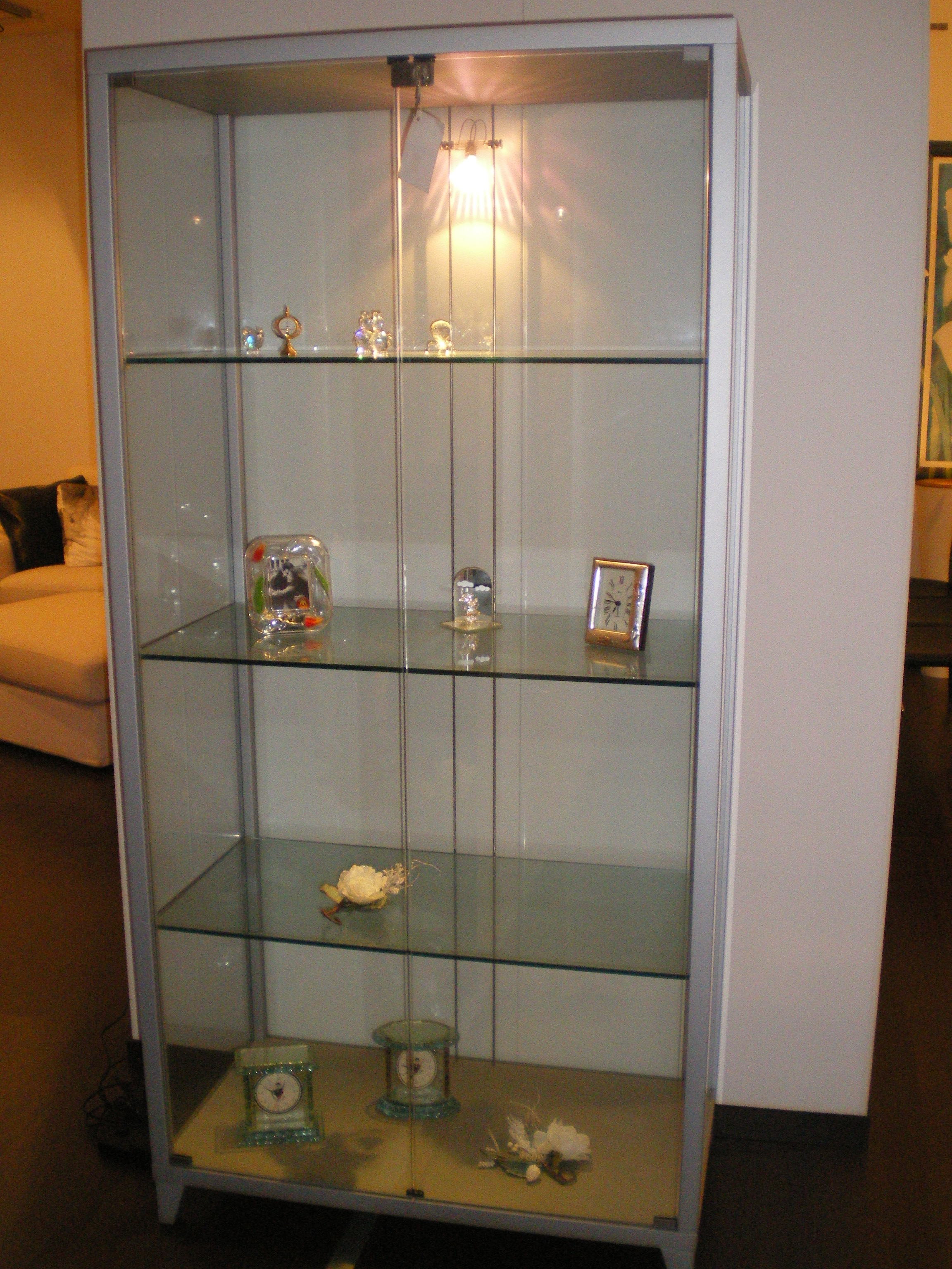 Complemento vetrina scontato del 40 complementi a for Vetrina stile moderno