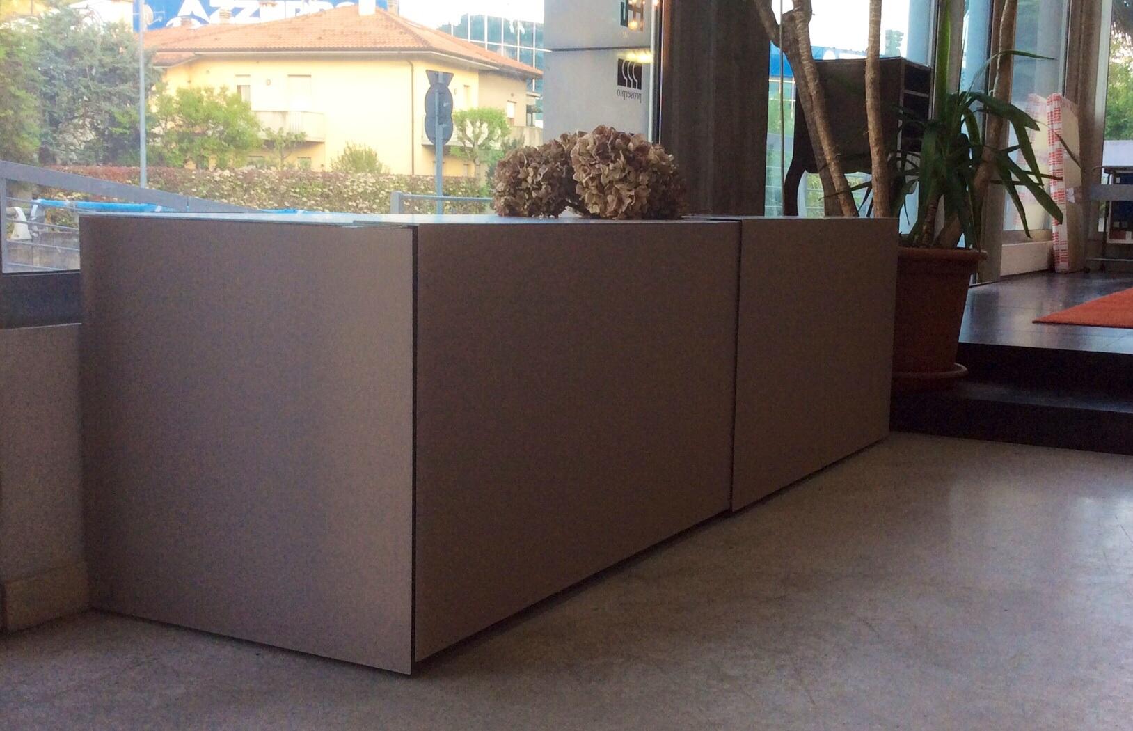 Complemento Reflex Angelo Mirage buffet Design Vetro Portatv ...