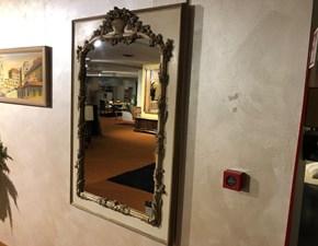 Specchiera Art.644 Chelini in legno in Offerta Outlet