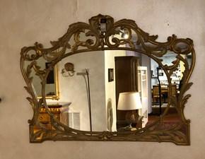 Specchiera Chelini Art.1057 in legno a prezzo ribassato