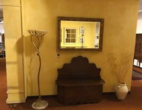 Specchiera Chelini Art.565 in legno a prezzo ribassato