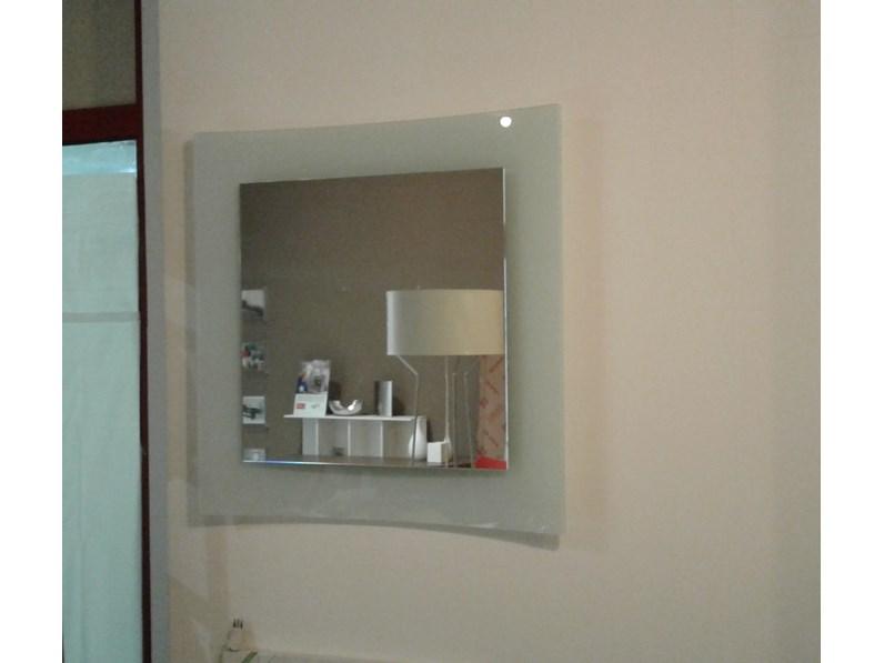 specchiera imagine di calligaris a prezzo outlet. Black Bedroom Furniture Sets. Home Design Ideas