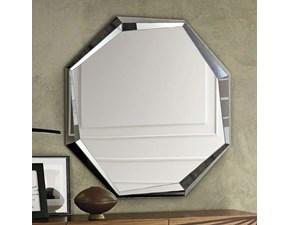 Specchiera in stile Design in vetro Cattelan Emerald