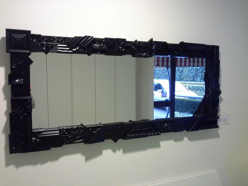 Specchiera mod frames for Zanotti arredamenti