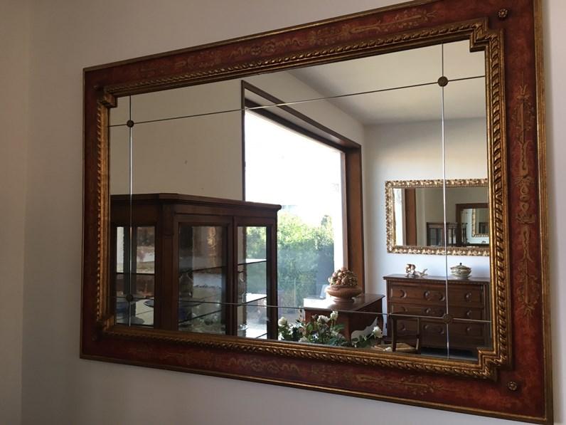 Specchiera specchiera decor art a prezzi outlet for Decor art mobili prezzi