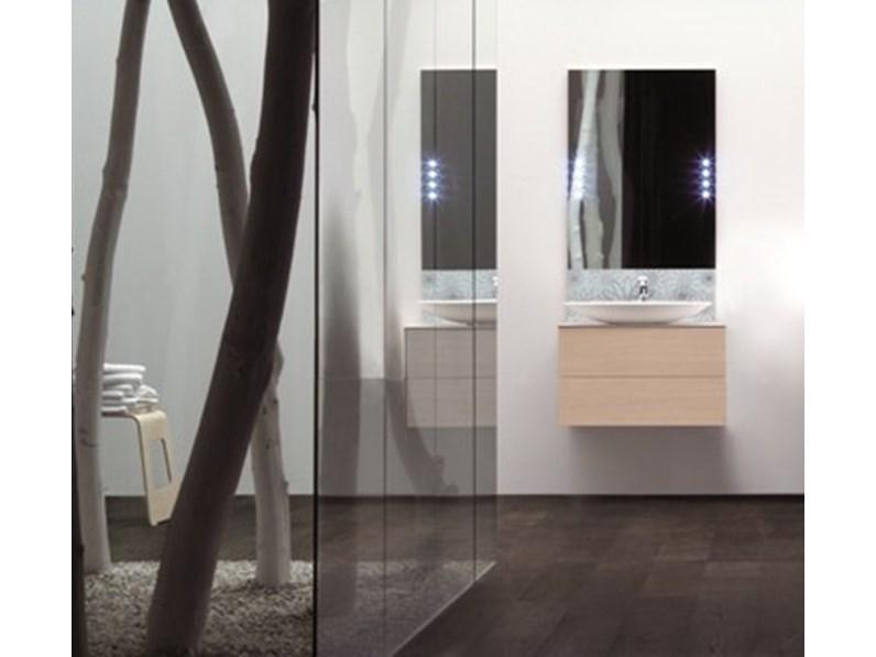 Arlex specchio decorato con serigrafia fiori con o senza led - Serigrafia su specchio ...