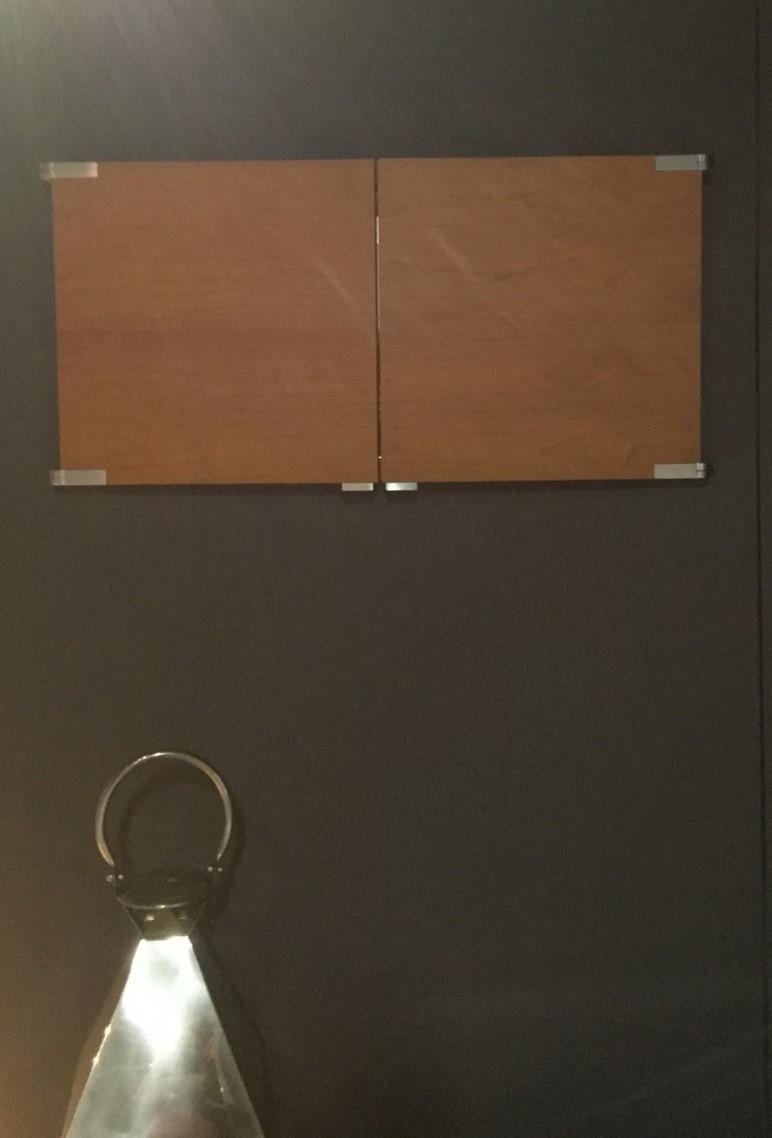 Specchio bellavista piccolo da parete porada for Specchio da parete piccolo