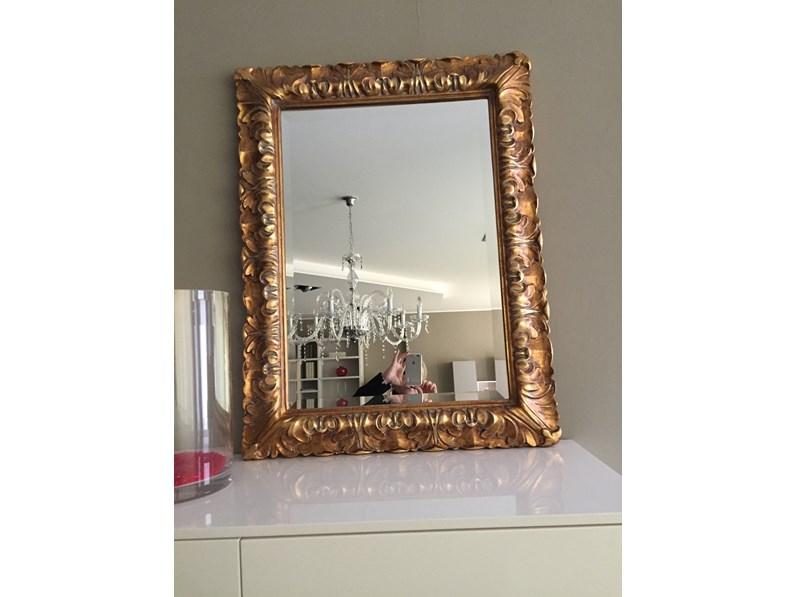 specchio classico, specchio rettangolare classico