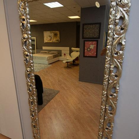 Specchio Con Cornice Argento Complementi A Prezzi Scontati