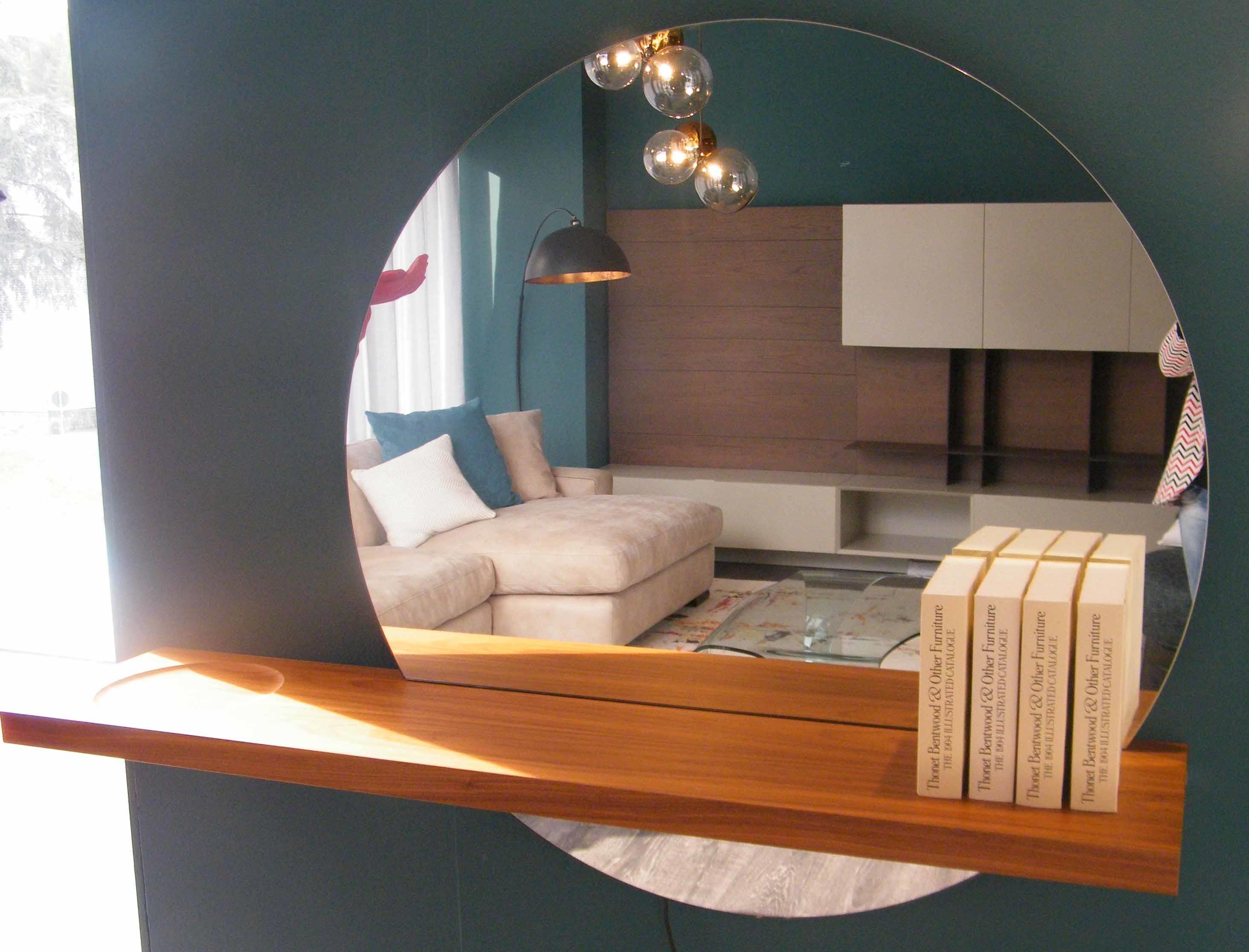 Specchio con mensola complementi a prezzi scontati - Specchio con mensola ...