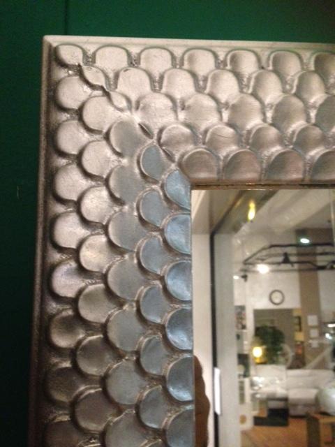 Specchio cornice argento complementi a prezzi scontati for Specchio cornice argento