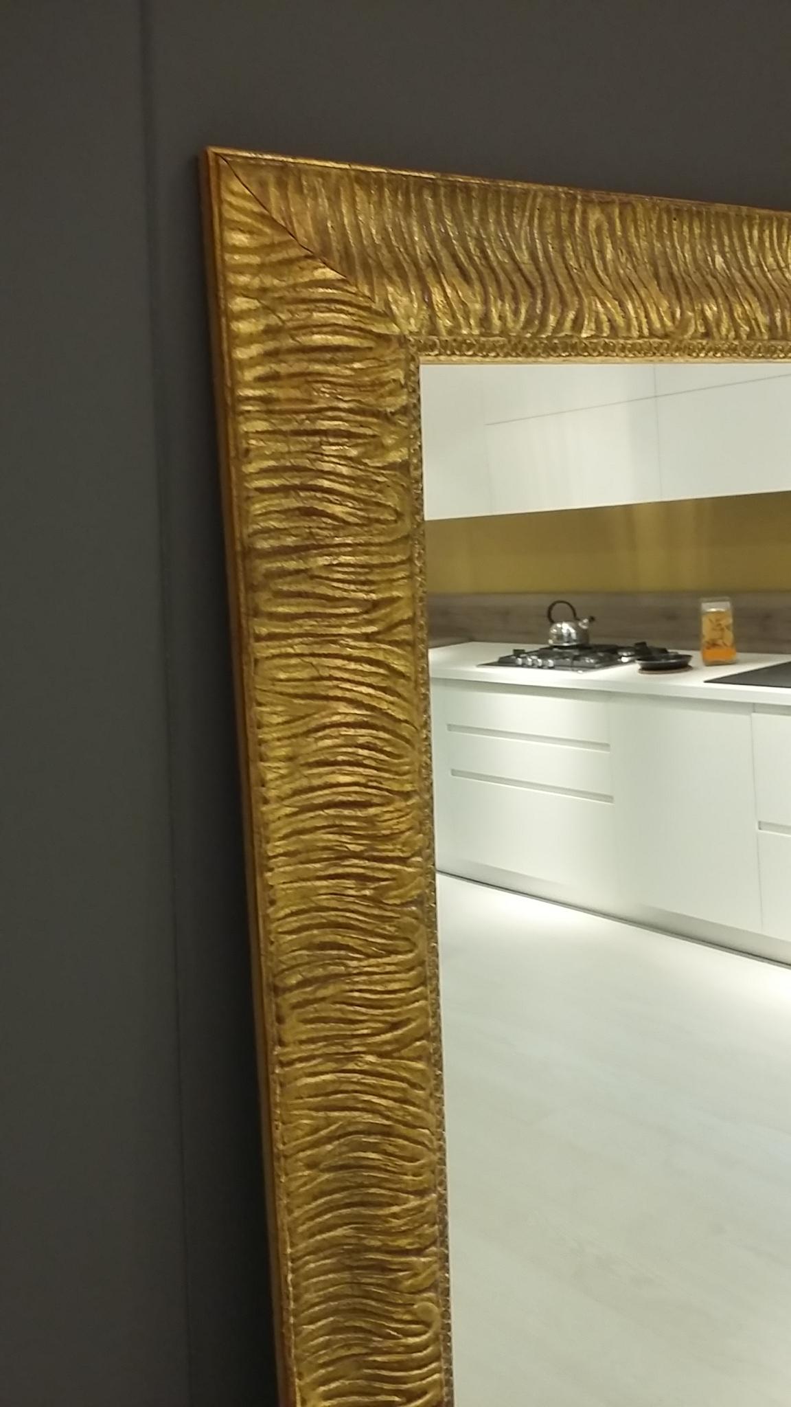 Specchio cornice oro sconto 56 complementi a prezzi scontati - Specchio cornice oro ...