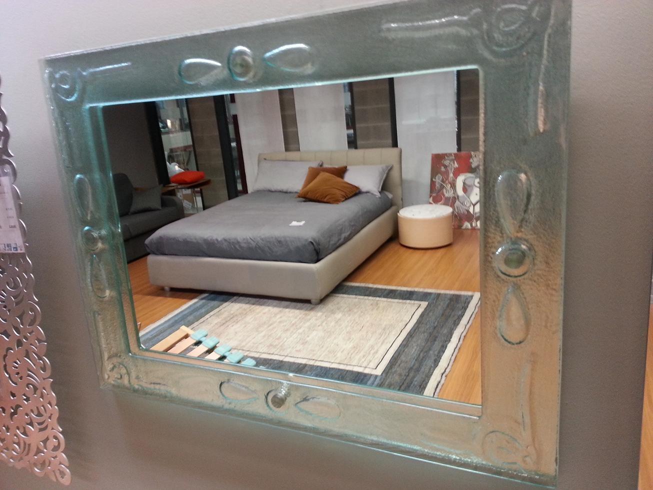Complemento Specchio Con Cornice Vetro Scontato Del 48