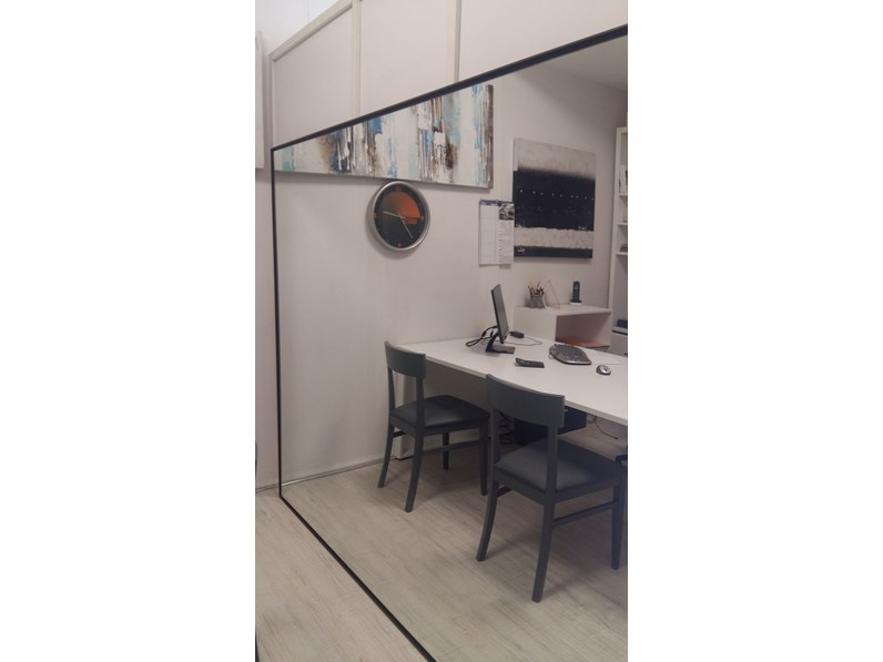 specchio da parete marca porro scontato del 76