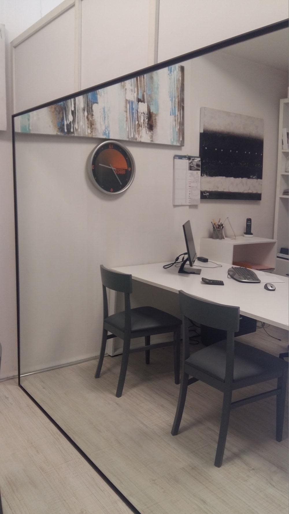 Specchio da parete marca porro scontato del 76 for Specchio da parete componibile
