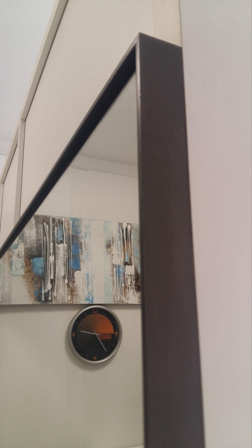 Specchio da parete marca porro scontato del 76 - Parete a specchio ...