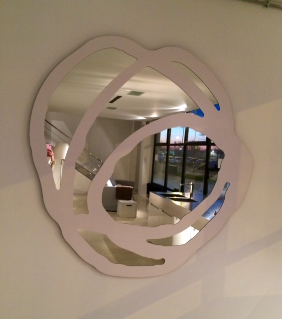 Specchio design Gervasoni mod.Sweet 97 W - Complementi a prezzi ...