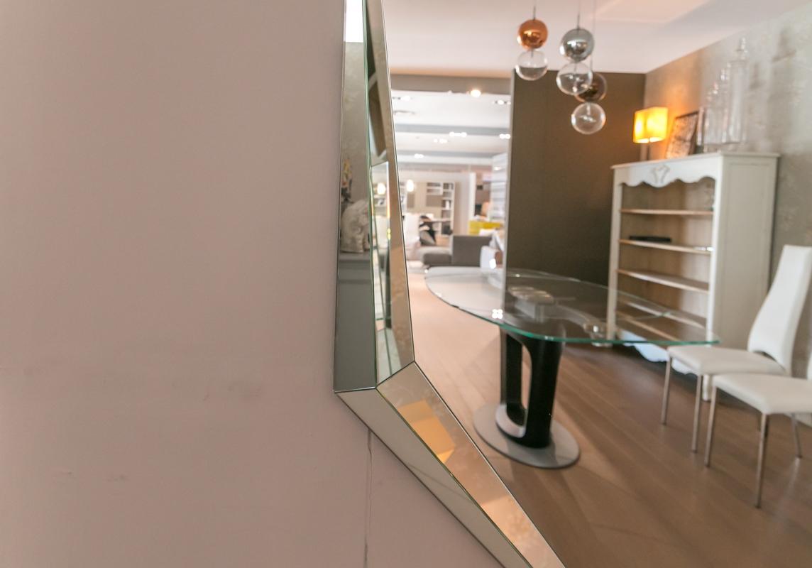 Rivestimento camini in pietra moderna - Specchio prisma riflessi prezzo ...