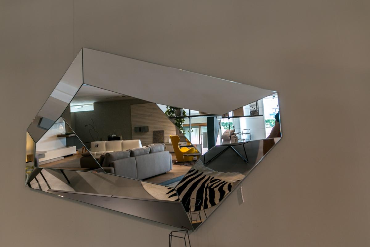Specchio di cattelan modello diamond scontato del 20 complementi a prezzi scontati - Specchio diamond riflessi prezzo ...