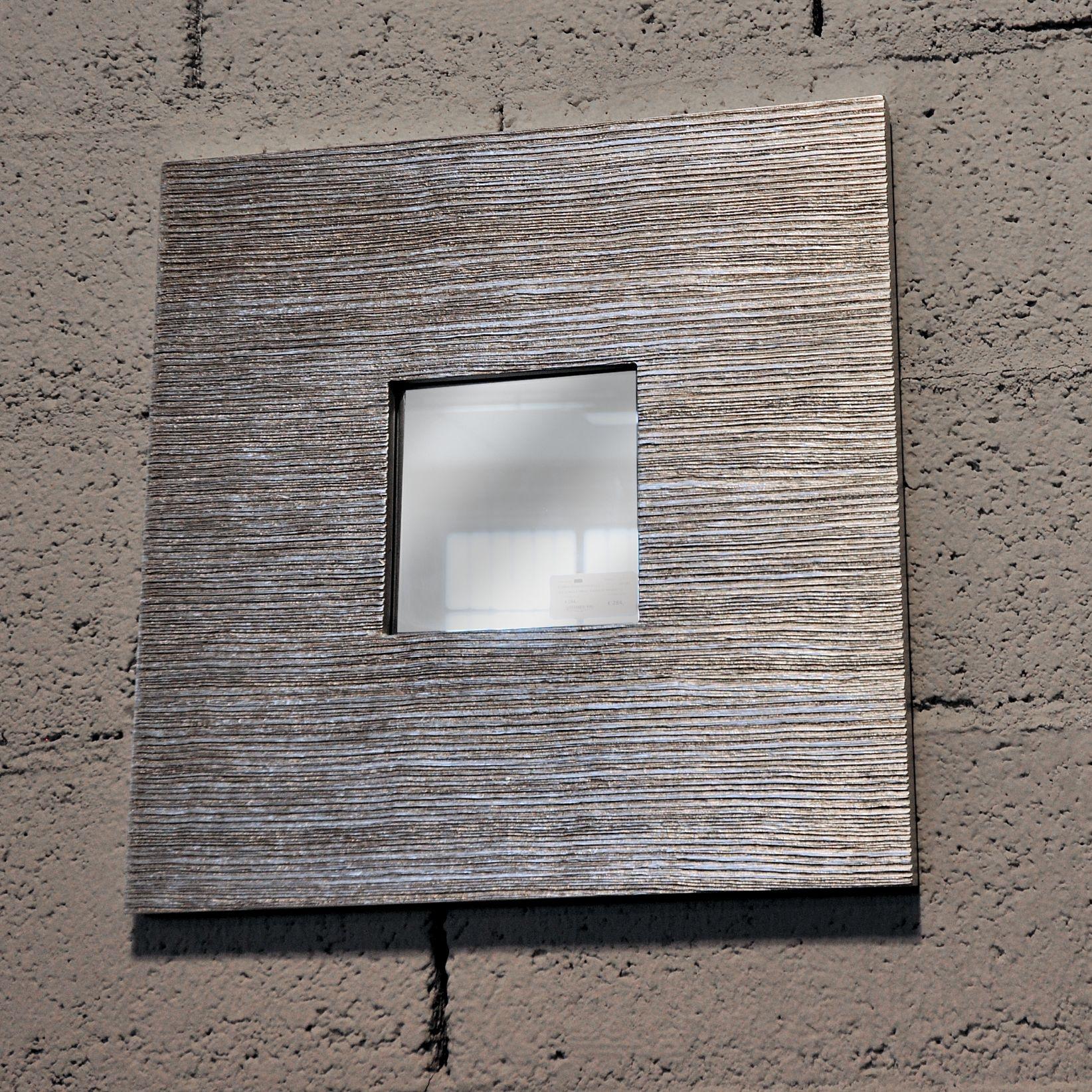 Specchio Ethnic argento -35% - Complementi a prezzi scontati