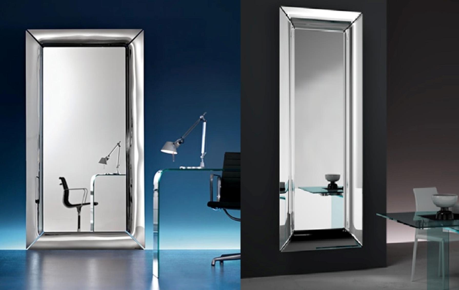 Specchio fiam caadre design philippe stark scontato del 30 for Arredamento design scontato