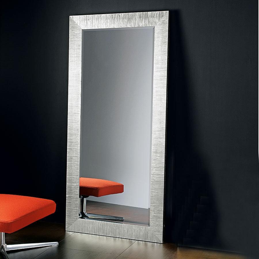 Specchio foglia argento complementi a prezzi scontati - Specchi con cornice argento ikea ...