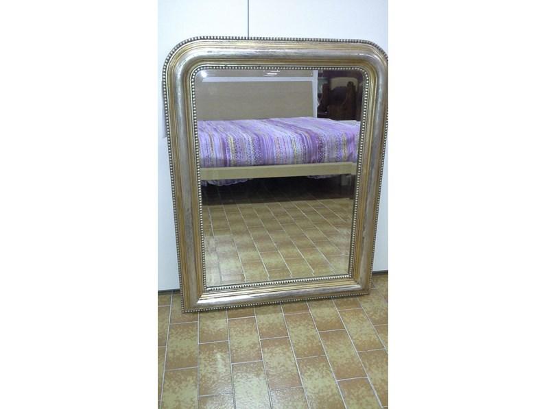 Specchio grifoni 3404 for Zanotti arredamenti