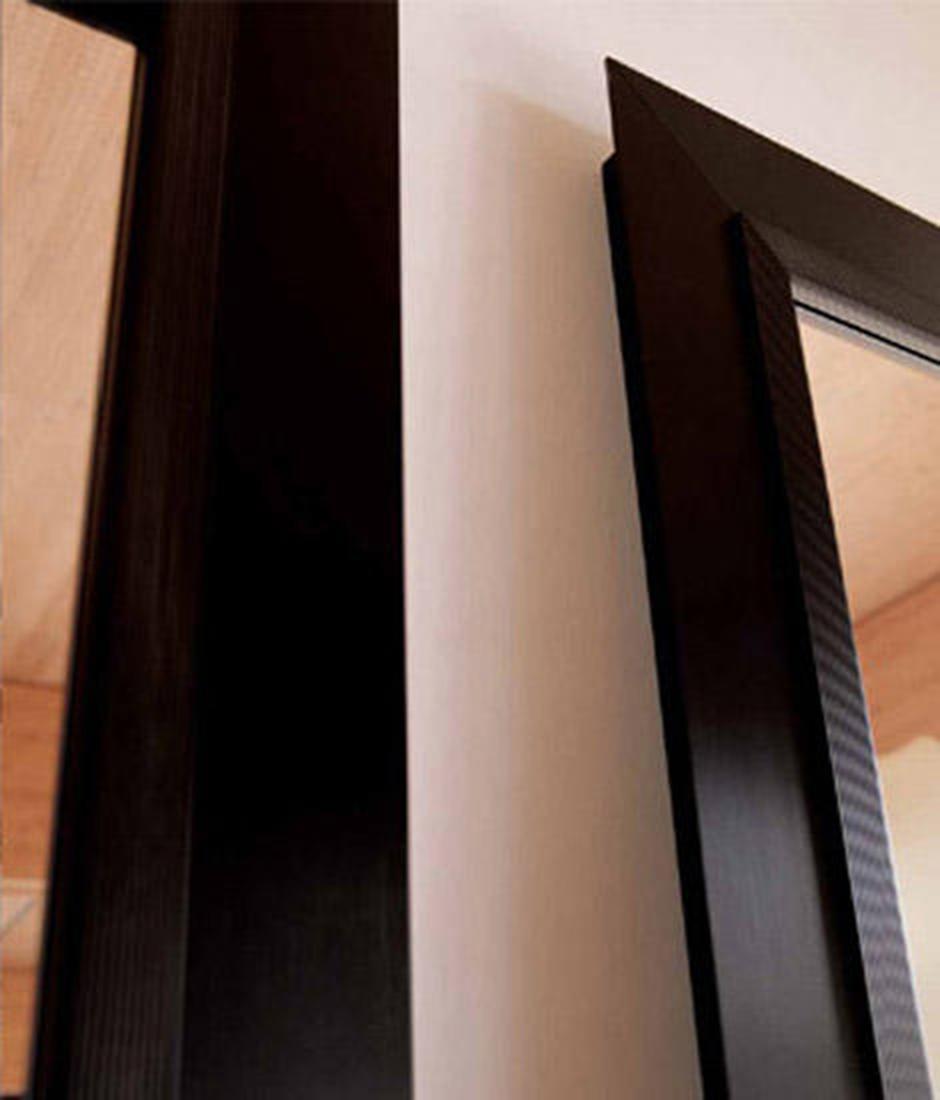 Specchio in offerta ycami alluminio marrone complementi - Alluminio lucidato a specchio ...