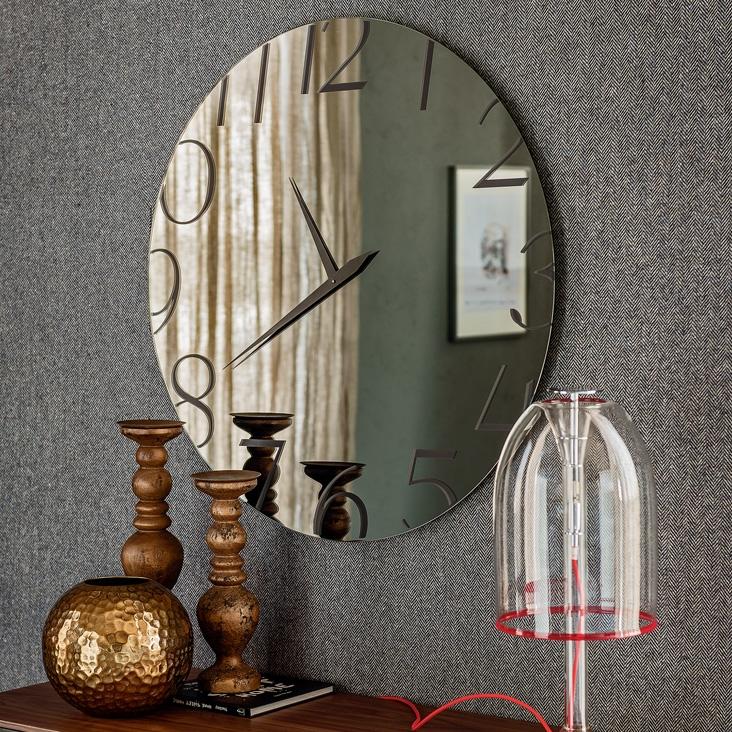 Specchio orologio moment cattelan complementi a prezzi - Orologio a specchio ...