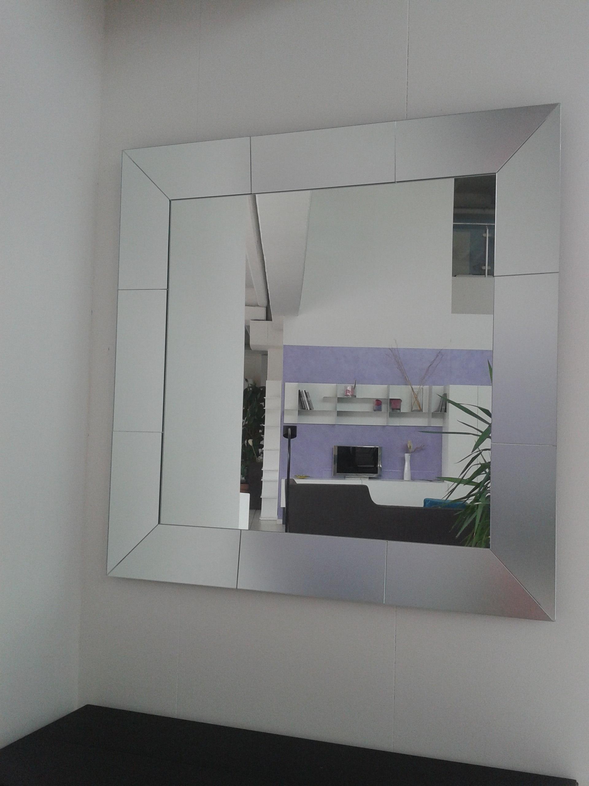 Specchi cornici moderna per bagno - Specchio ovale vintage ...