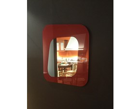 Specchio a parete, modello Tsonga, Glas Italia