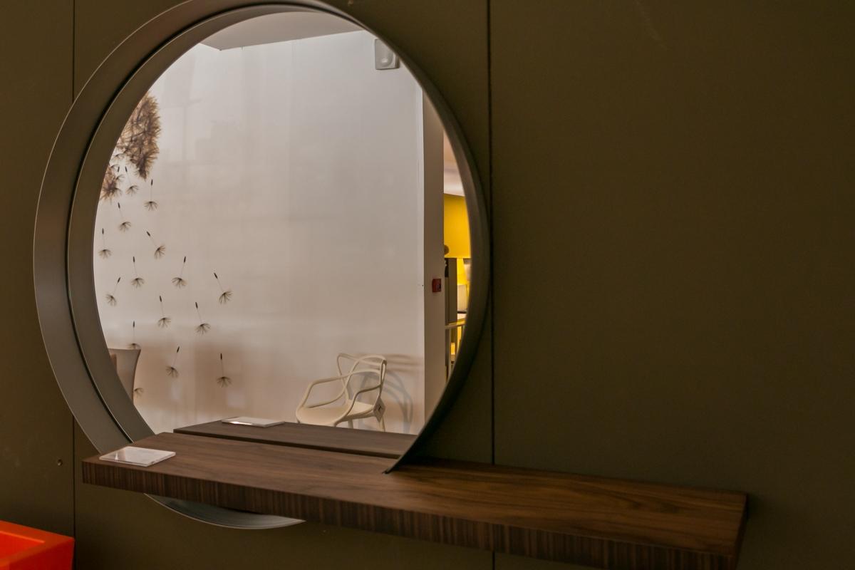 specchio wish board di cattelan italia scontato del 20