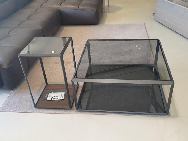 Tavolini Da Salotto Molteni.Tavolino 45 Grandi In Stile Design Molteni C A Prezzo Ribassato
