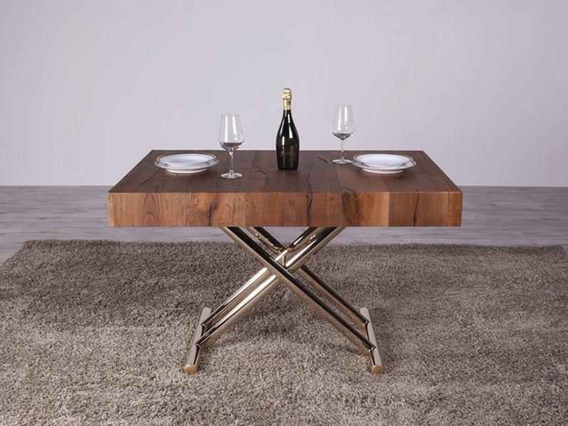 Tavolino Con Pouf A Scomparsa. Affordable With Tavolino Con ...