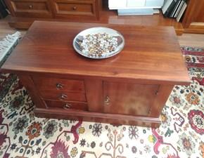 Tavolino Bifacciale Artigianale in legno a prezzo Outlet