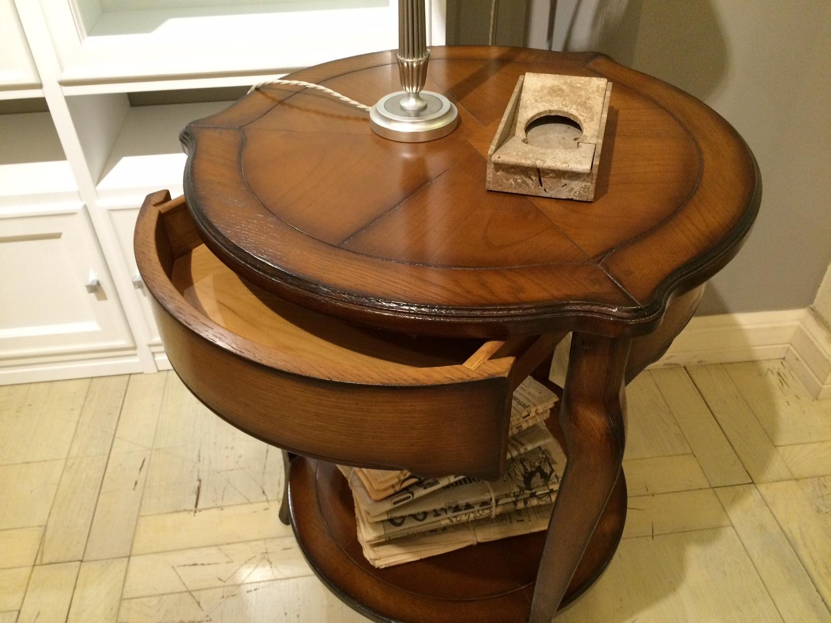tavolini con foto: bancale trasformer tavolino divanesco u2013 ... - Tavolini Da Salotto Rotondi Classici