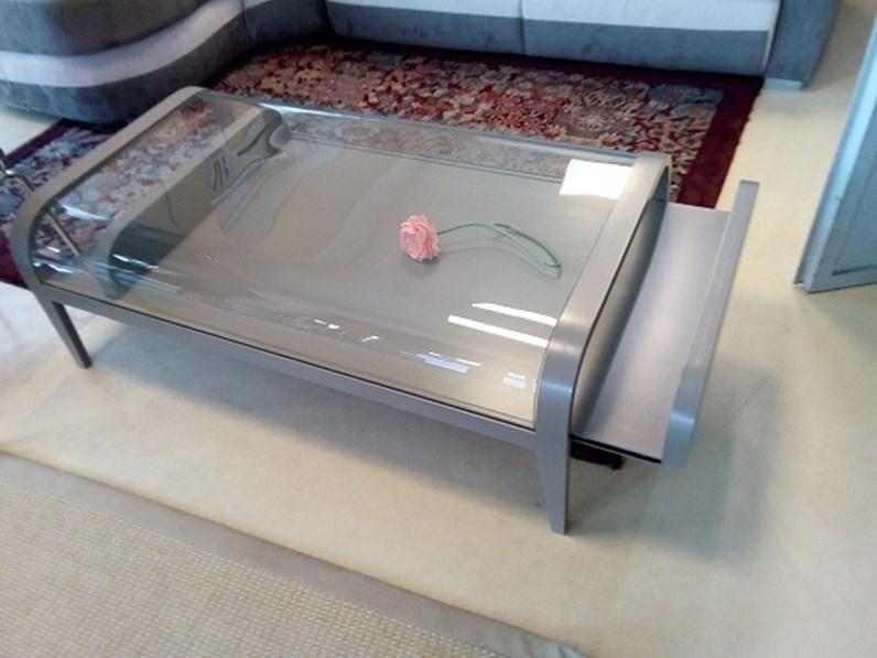 Tavolino estraibile porada in laccato opaco a prezzo outlet